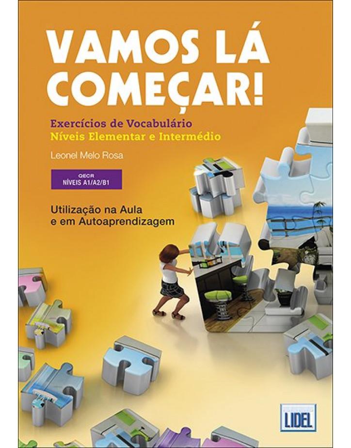 Vamos La Comecar! - Exercicios de Vocabulario - A1, A2, B1