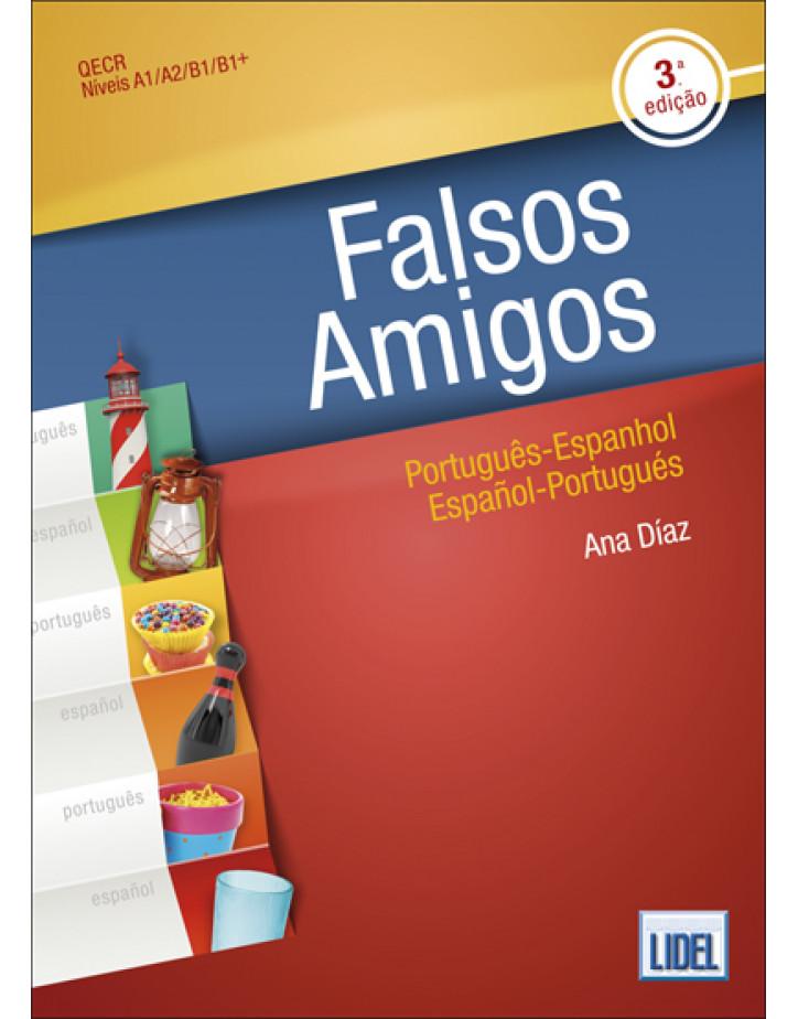 Falsos Amigos - A1, A2, B1, B2 - Различия в испанском и португальском языках