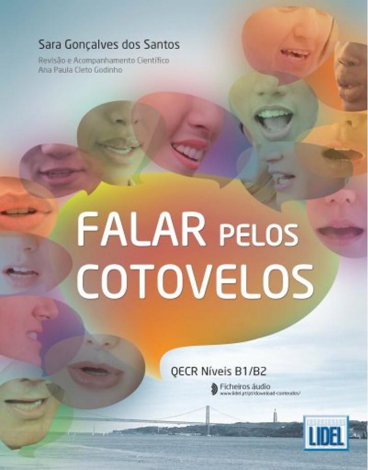 Falar pelos Cotovelos + DVD - B1, B2