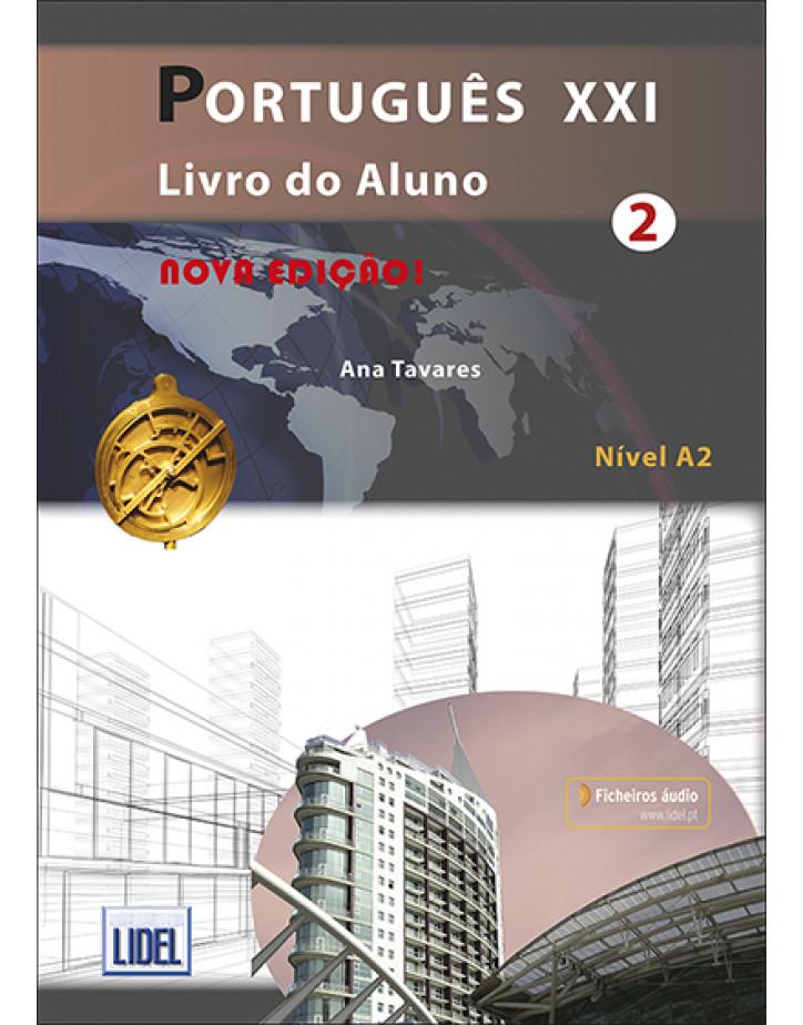 Portugues XXI - Livro do Aluno c/ CD áudio - А2