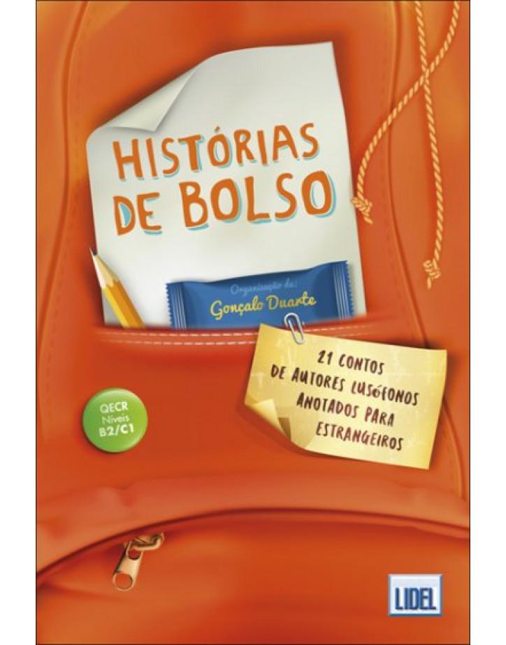 Histórias de Bolso - 21 contos de autores lusófonos - B2/C1
