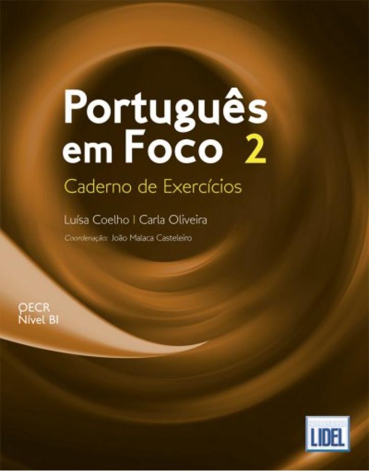 Português em Foco 2 – Caderno de Exercícios - B1