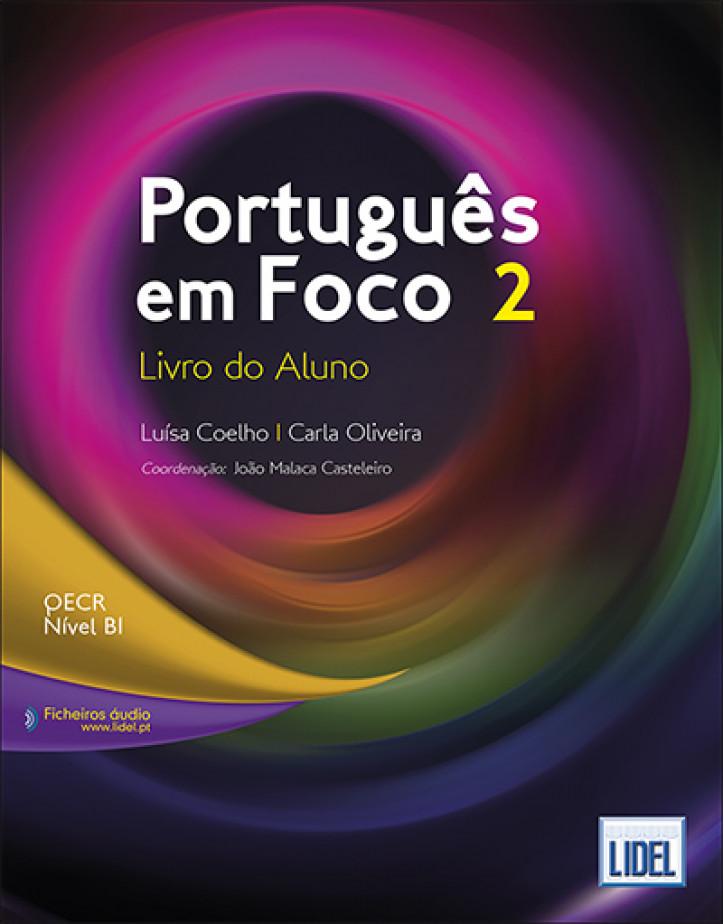 Português em Foco 2 - Livro do Aluno - B1