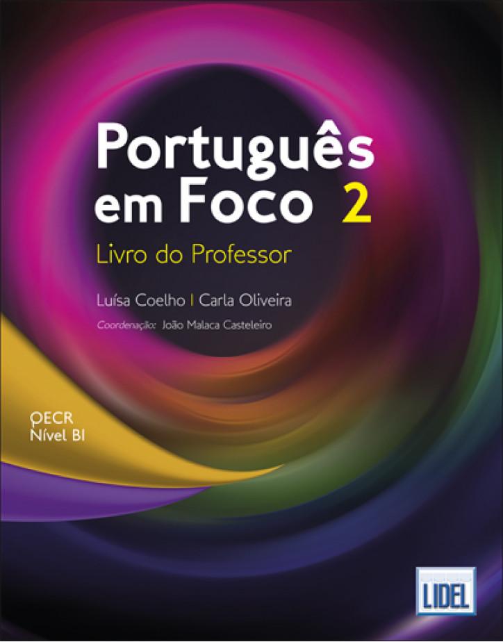 Português em Foco 2 - Livro do Professor