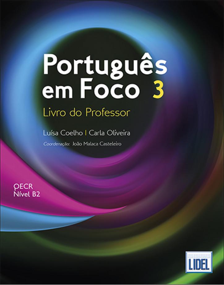 Português em Foco 3 - Livro do Professor