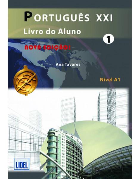 Portugues XXI - Livro do Aluno + Caderno de Exercícios + CD - A1