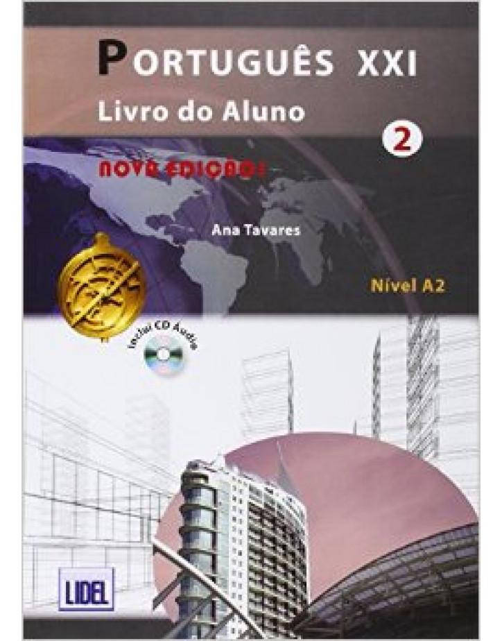 Portugues XXI - Livro do Aluno + Caderno de Exercícios + CD - A2